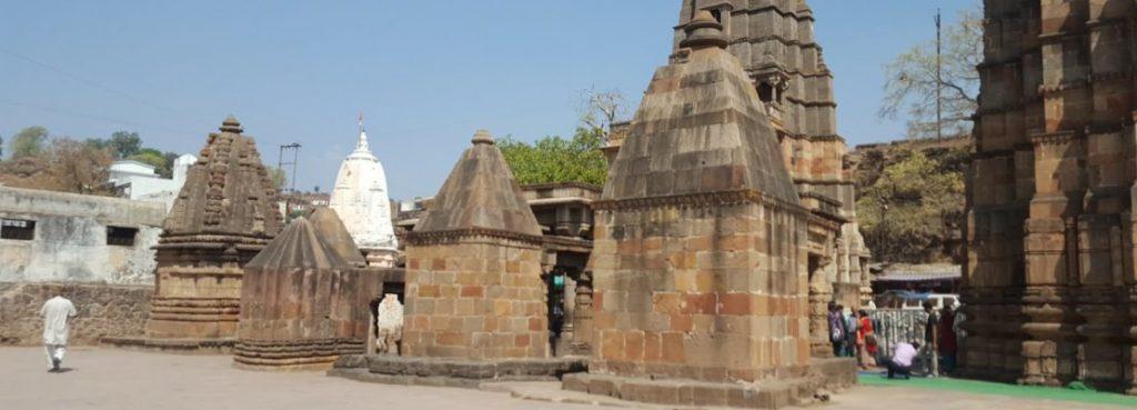Shri Omkareshwar Temple Jyotirlinga
