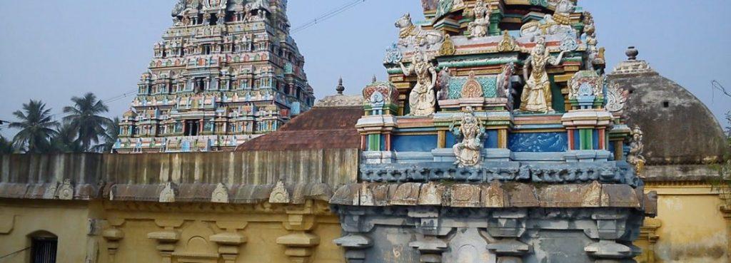 Arulmigu Thiyagaraja Swamy Temple Tiruvarur