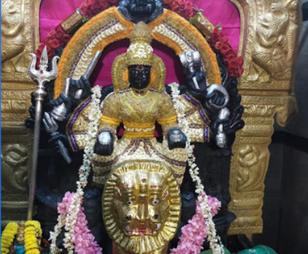 Balamuri Sri Siddhi Vinayaka Temple