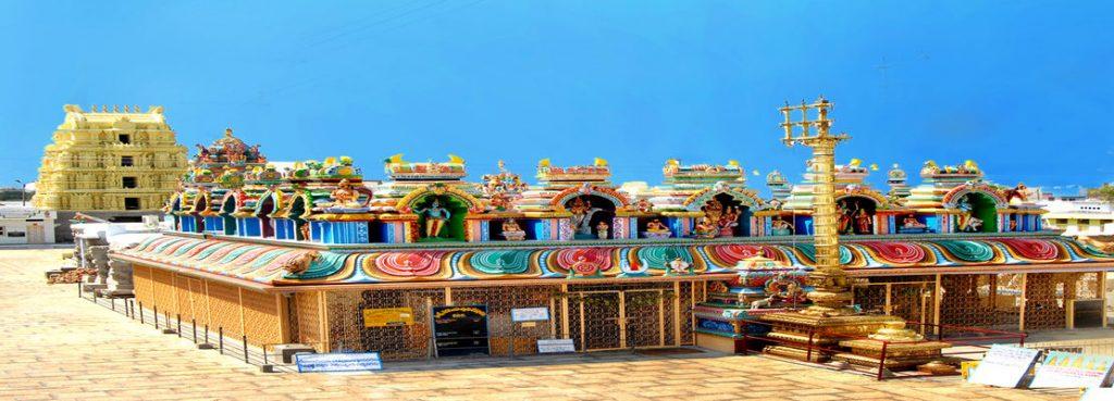 Khadri Lakshmi Narasimha Swamy temple
