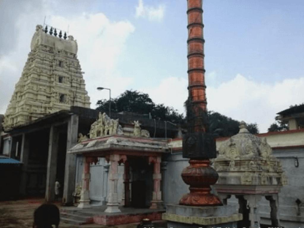 Sri Lakshmi Narasimhar Temple, Narasingapuram