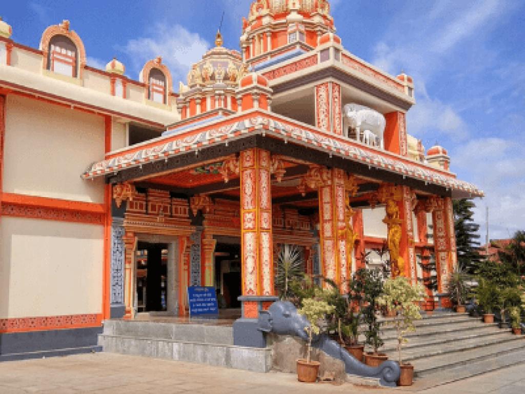 Kamadhenu Kshetra Temple,