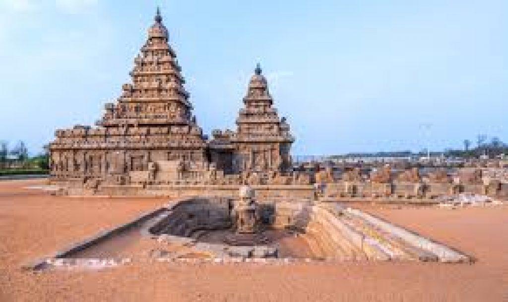 Shore Temple Tamil Nadu