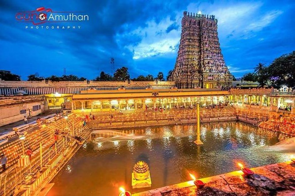 Madhura Meenakshi Temple