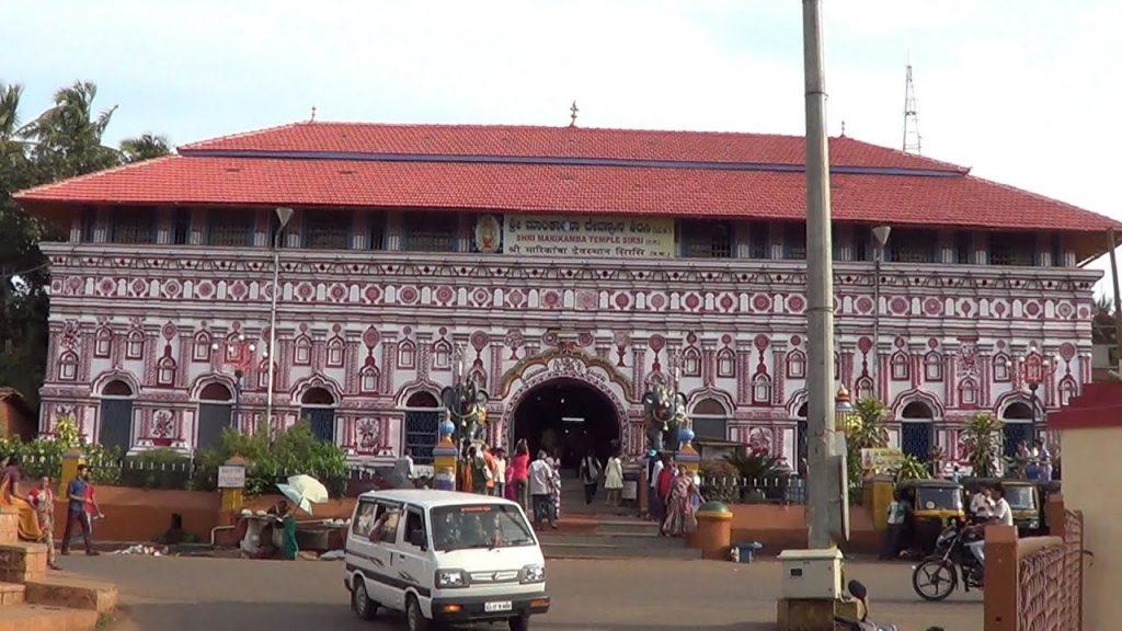 Marikamba Temple