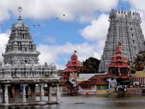 Suchindram Thanumalayan Temple