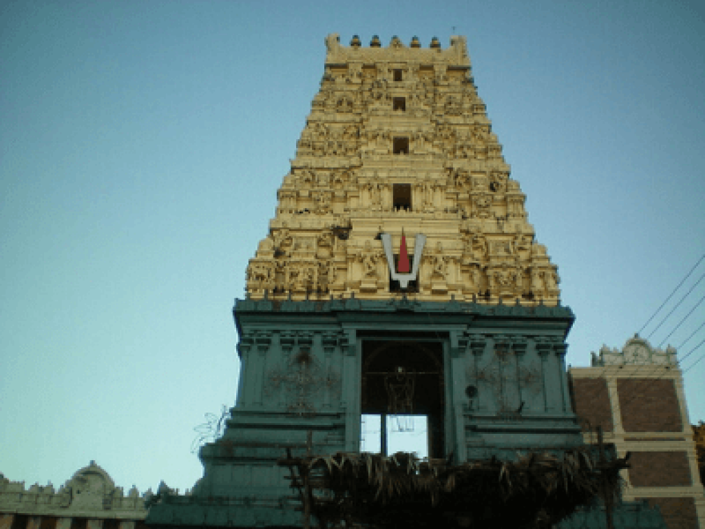 Simhachalam Temple