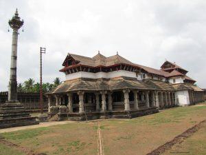 Moodbidri temple