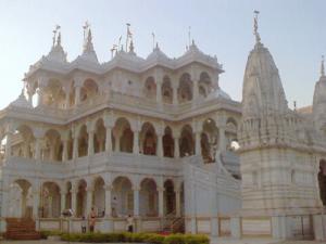 Hanuman Temple, Salangpur