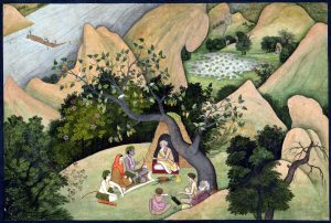 History of ramayana