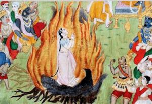 Sita fires