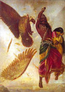 Sita's Abducted by Ravana