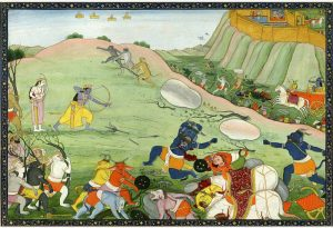 battle of ramayana