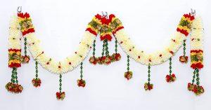 Crystal Hanging Toran
