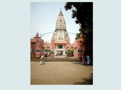 Vishwanath Temple in Kashi